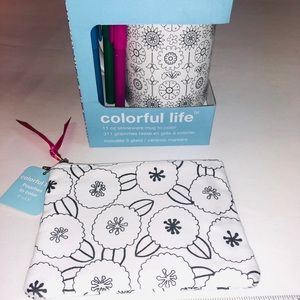 Colorful Life Coloring Set